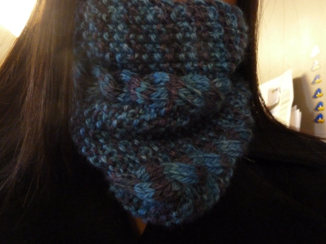 Simple Cable Cowl